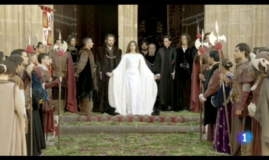 cap 13 coronación Santa María 3