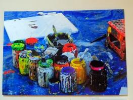 botes pintura